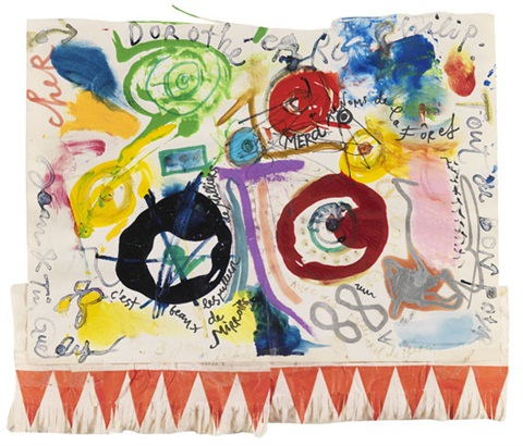ohne titel by jean tinguely