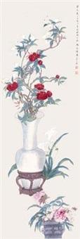 博古花卉 by tang shishu