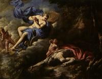 venere ed adone (+ aci e galatea; 2 works) by nicola vaccaro