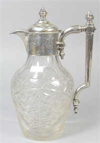 claret jug by walker and hall