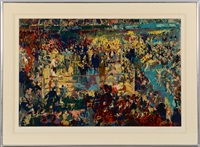 champions by leroy neiman