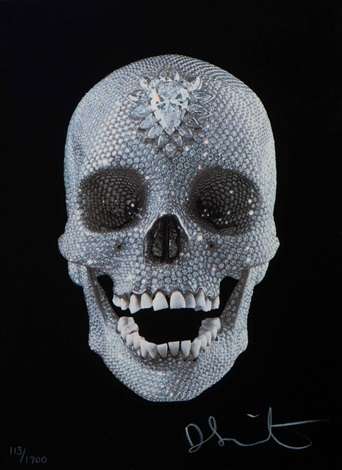 for the love of god believe 2007 by damien hirst