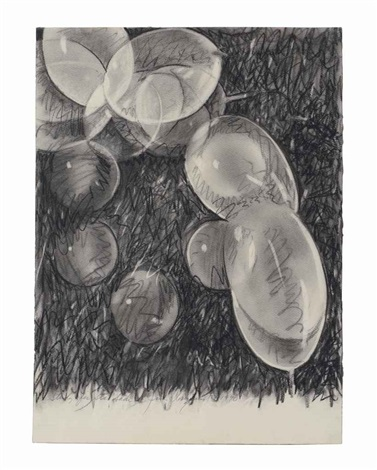 study for the star sack by james rosenquist