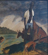 after the flood by louis harris