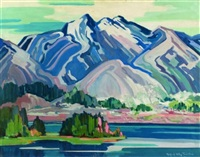 mountains and sea by mildred valley thornton