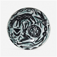 bowl by a.r. penck
