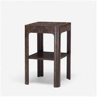 occasional table by isamu kenmochi