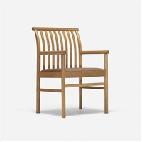 armchair by isamu kenmochi