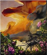 la vie en rose by alexis rockman