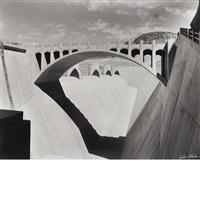 boulder dam spillway, ? by julius shulman