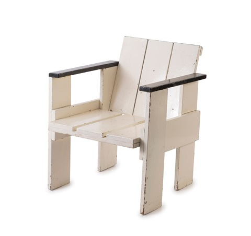 Enjoyable Crate Chair Von Gerrit Rietveld Auf Artnet Download Free Architecture Designs Scobabritishbridgeorg