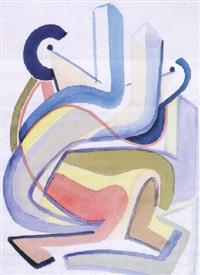 abstraktion by siegfried assfalg