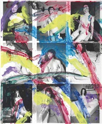 shiki in me #19 by nobuyoshi araki