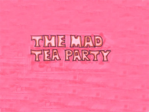 the mad tea party by nathalie djurberg