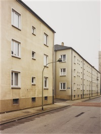 haus nr. 7 i by thomas ruff