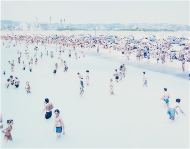 artwork by massimo vitali