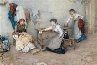 drei italienerinnen und ein liebesbrief by domenico pennachini