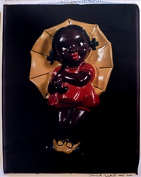 blackface series #103 by david levinthal