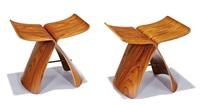 butterfly stools (2) by sori yanagi