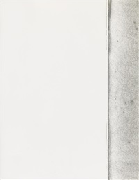 silver print, scratched by marco breuer