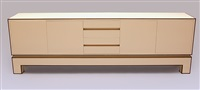 sideboard serie alain delon by mario sabot
