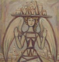 angel by aleksandr grigor'evich tyshler