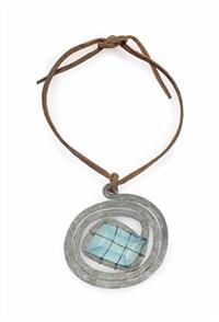 untitled (necklace) by alexander calder