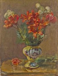 flowers by magnus enckell