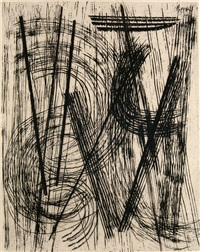 komposition 15 by hans hartung