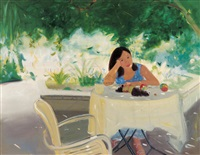 闲暇时光 (leisure days) by zhang jian
