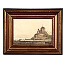 harbor scene by edward henry potthast