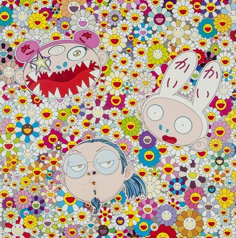 kaikai kiki and me the shocking truth revealed by takashi murakami