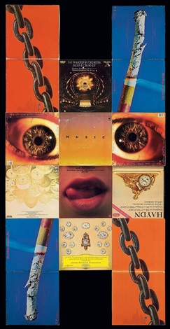 music from mask by christian marclay