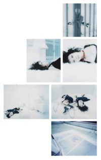 kato ai & nakashima mika wear vivienne westwood #431 (6 works) by izima kaoru