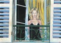 the balcony by duncan hannah