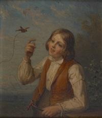 l'oiseleur by françois verheyden