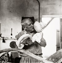 pablo picasso by lee miller