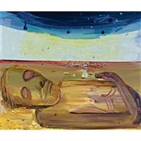 dead guy by dana schutz