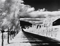 the long road, naples usa by minor white