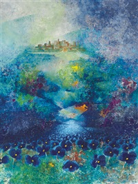 paesaggio by alvaro peppoloni