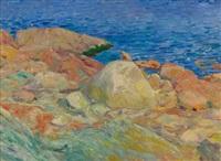 blue water by charles salis kaelin