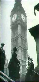 big ben, 1920s by claude tolmer