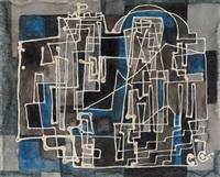 moderne komposition by carl heinz krug