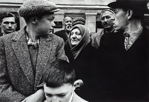 may day parade gorki street moscow 1961 by william klein