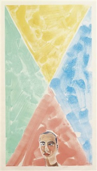 senza titolo by francesco clemente