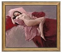pink nude by nikolai leykin