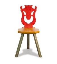 stuhl sedile del museo bagatti valsecchi by alessandro mendini