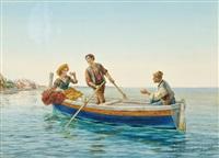 a lovely catch by pietro gabrini