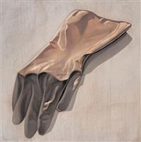 手套 (the glove) by zhang peili