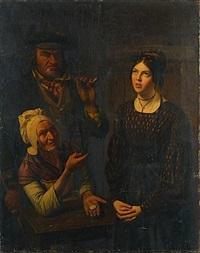 le retard de la couturière by marquise valdahon